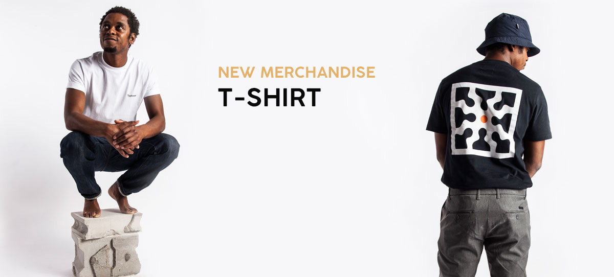 Typhoon New Merchandise T-shirts
